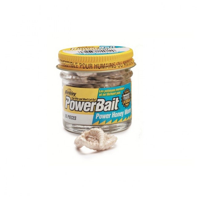 tienda pesca deportiva,engodos,harinas pesca,cebos,boilies,pellets,semillas pesca,Berkley Power Honey Worm