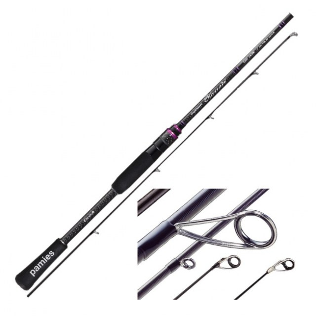 tienda de pesca deportiva, Major Craft Triple Cross Rock Fishing TCX-T762ML(2.29m 0.8-10g)  ,cañas spinning ligero costa,darting,rockfising