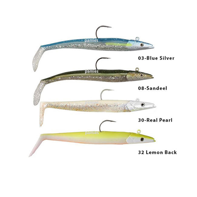 Saltwater Vinilo 65 Sandeel Gear Lures170 Savage Mm G wvNO80mn
