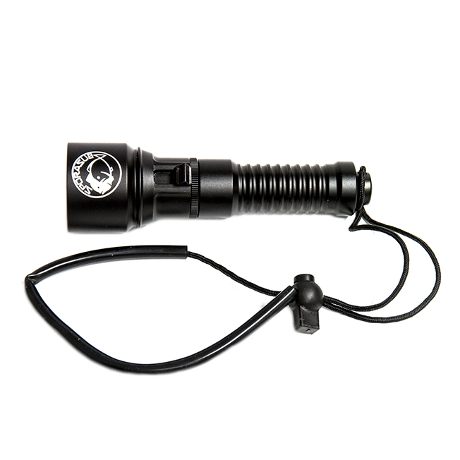 Sporasub Linterna Flash Led