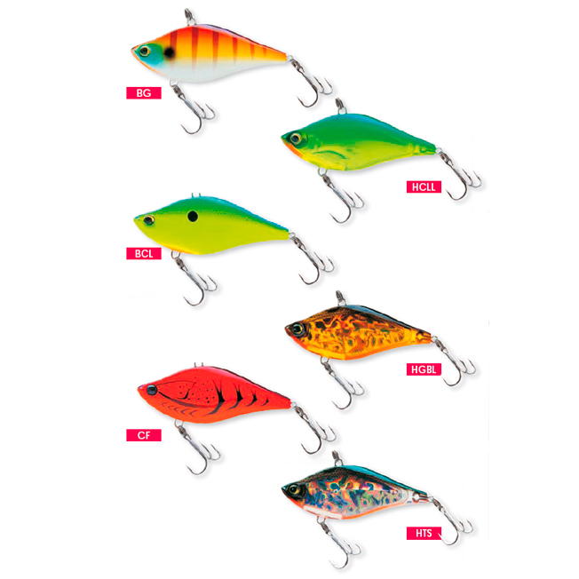 Yo-Zuri Señuelo Crystal 3D Minnow Deep Diver Jointed 130F